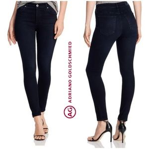 AG Adriano Goldschmied High Rise Skinny Jeans 29